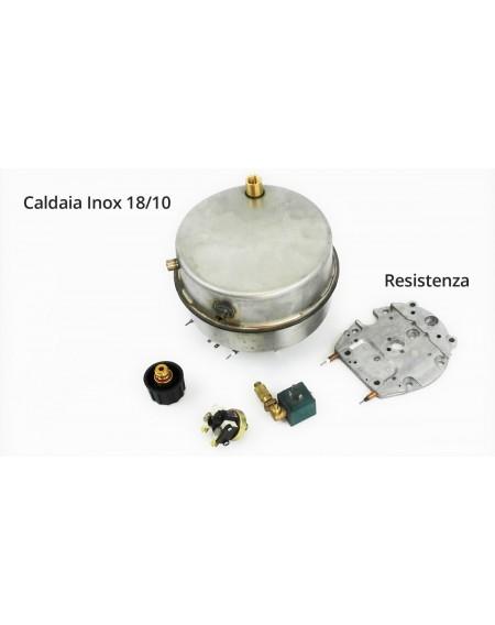 Ferro da stiro caldaia inox - 1 litro