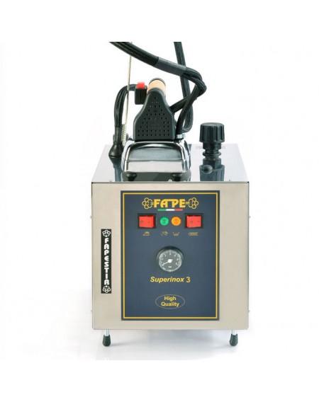 Ferro da stiro caldaia inox - 3 litri